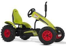 Berg Class E-Bfr Kids 24V Electric Battery Pedal Car Go Kart Green 6+ Years New
