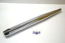 Hercules Sachs Kreidler Puch KTM Simson Mofa Tuning Auspuff Chrom 32mm D=70mm