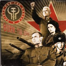 Burn You Down [Promo Single] by Opiate for the Masses (Cd) [3 Versions] MINT