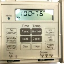 Honeywell T8131C 1004 Electronic Thermostat Programmable Heating & Cooling Works