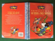 LE GRANDI PARODIE DISNEY n.39 TOPOLINO E LA GUERRA DEI MONDI (1995) Fumetto