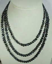 BR1W BR1V.Echt Süßwasser Zucht Perle Schmuck Perlenkette Halskette Kette Collier