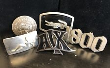 Assorted Vintage Belt Buckle Collection from the mid 90's     905
