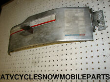 2002 POLARIS EDGE XC SP 600 CLUTCH GUARD BELT GUARD 1013069