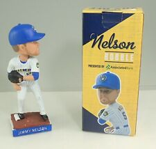 2016 Milwaukee Brewers Jimmy Nelson Bobblehead In Box