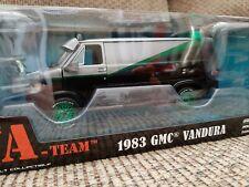 1:24 The A-Team 1983 GMC Vandura GREEN MACHINE CHASE GREENIE