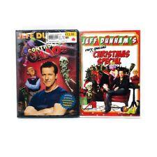 Jeff Dunham Controlled Chaos DVD widescreen (Brand New) + Christmas Special