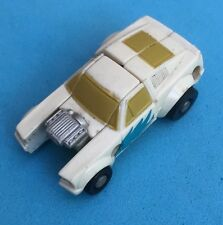 -- G1 Transformers Micromaster - Autobot Hot Rod Patrol - Trip-Up - 1990 -