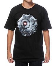 Mishka Mecha Keep Watch T-Shirt--(NEW)(L)