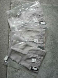 Job Lot 3 Pair River Island Boys Grey Check Suit Trousers Size7 Years New