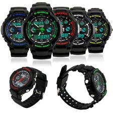 Relojes de pulsera Deportivo de goma para hombre