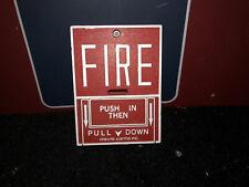 Firelite Bg 10 Pull Station