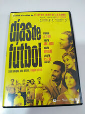 Dias de Futbol Ernesto Alterio David Serrano - Region 2 DVD Español