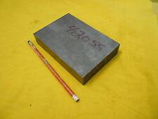 "420 STAINLESS STEEL BAR STOCK machine shop flat plate 1 1/8"" x 4 1/8"" x 6 1/4"""