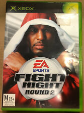 EA Fight Night Round 2 (Microsoft Xbox, 2005)