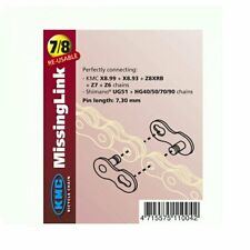 KMC Missing Link 7/8 Speed - Pack Of 2 (7.3mm)