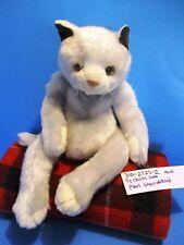 Ty Classic Pearl Silver Cat 2000 beanbag plush(310-2725-2)