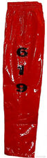 WWE Rey Mysterio Youth Size Simulated Leather RED REPLICA PANTS