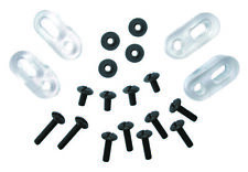 A&R Hockey Helmet Visor Spacer Kit! Visor Install Mounting Hardware Kit