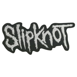 Slipknot Music Brand Logo Patch Iron On Patch Sew On Badge Embroidered Patch