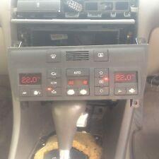 AUDI A6 00-05 C5 Módulo de botones del panel de control del calentador del clima Consola