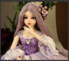 """New 24"""" 1/3 Handmade PVC BJD MSD Lifelike Dolls Joint Dolls Girl Gift Miranda"""