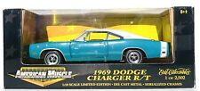 ERTL AMERICAN MUSCLE 1969 DODGE CHARGER R/T  1:18 SCALE