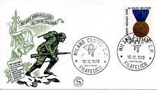 Repubblica Italiana 1973 FDC Filagrano Ass. Gr. Medaglie d'Oro al Valor Militare