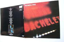 Double 33 tours Pierre Bachelet – Olympia 1986