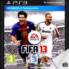 Jeu PS3 Fifa 13 2013 + Publicité & Feuillet DLC - PlayStation 3 - EA Sports (10)
