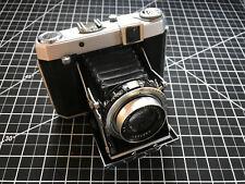 Certo Six 6x6 Vintage Folding Camera + Carl Zeiss Jena Tessar 2.8 80mm
