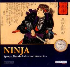 Hörbuch: Ninja: Spione, Kundschafter und Attentäter