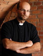 CLERGY / CLERICAL PRIEST VICAR POLO SHIRT camisa para sacerdote clergyman