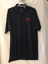 Maker's Mark Nwt Men's 24/7 Performance Xl Golf Shirt