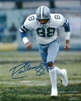 Drew Pearson Autographed Signed 8x10 Photo ( Cowboys ) REPRINT