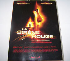 """DVD - FILM - DRAME - [ """"LA SIRENE ROUGE"""" ] - FRANCAIS - NEDERLANDS ONDERTITELD"""