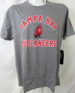 Tampa Bay Buccaneers Mens Large Short Sleeve Screened Team T-shirt ATPA 105