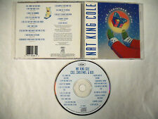 NAT KING COLE  Cole, Christmas & King  CD Canada