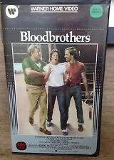 BLOODBROTHERS VHS BIG BOX Richard Gere, Paul Sorvino, Richard Mulligan RARE!