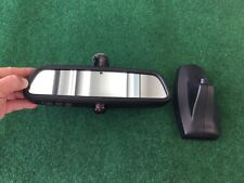 2004 BMW 745i Rearview Mirror Rear View Auto Dimming Homelink 04 OEM