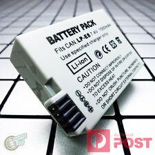 LP-E8 LPE8 4515B002 Battery for Canon EOS 550D 600D 650D 700D Kiss X4 X5 X6i