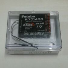 New rc electronics 2.4ghz s.bus/s.bus2 fasst/fasstest futaba hv receiver r7014sb