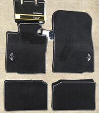 ★ NEW Genuine OEM Mini Cooper Countryman Black Factory Floor Mat Set 4 p R60 R61