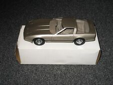 1984 Chevy Corvette Showroom Model Car in Box
