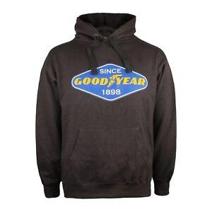 Goodyear Mens - Diamond - Pullover Hood - Charcoal