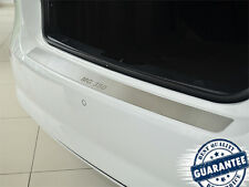 MG 350 4D 2012- Rear Bumper Protector Stainless Steel Scuff Sill Plate Guard