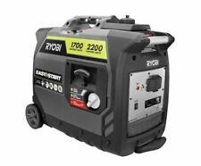 RYOBI 2,200 Watt Digital Inverter Generator Gas Power - Quiet - NEW in Box.