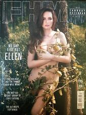 FHM Philippine Magazine, NO ONE ELSE BUT THE DARING ELLEN ADARNA , December 2016