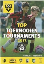 TOP TOURNAMENTS 2017  Incl WEST HAM UTD CRYSTAL PALACE  FULHAM DERBY COUNTY