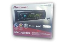 Pioneer DEH-X7800DAB - Autoradio mit DAB+ CD Bluetooth und variabler Beleuchtung